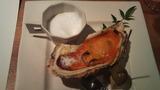 牡蠣とカプチーノ