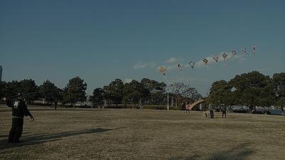 凧作り教室 7
