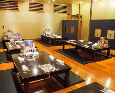 築地日本海 個室