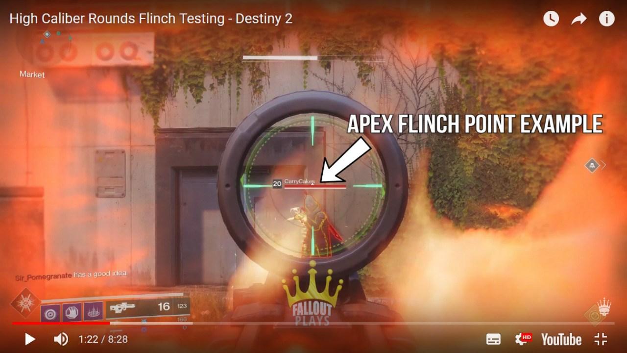 大口径弾の攻撃を受けた際の影響 : Destiny動画配信所