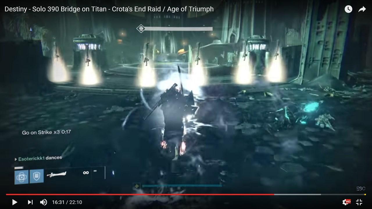 170515_Solo 390 Bridge on Titan - Crota's End (11)
