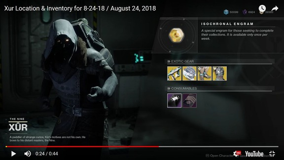 180825_Xur Location Inventory for 8-24-18 (2)