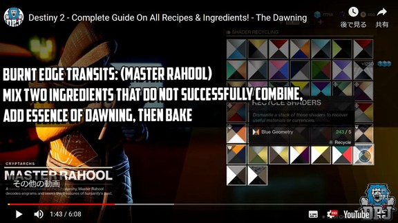 Complete Guide On All Recipes (5)