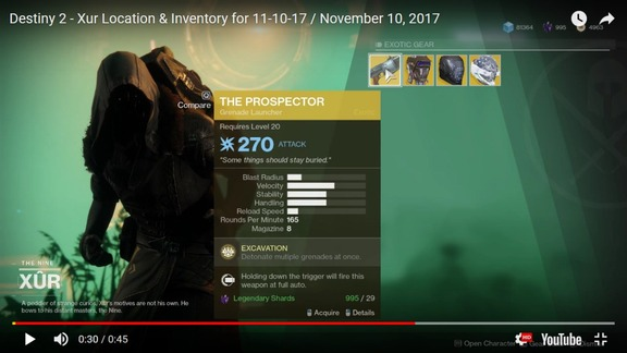 171110_Xur Location Inventory for 11-10-17 (2)
