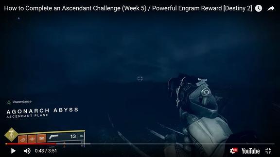アセンダントの挑戦「アゴナークの深淵」の攻略法と伝承と汚染された卵 叶わぬ願いの入り江