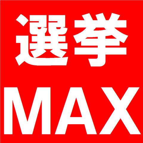 選挙MAX2