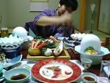 鶴雅お食事