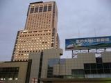 日航札幌外観