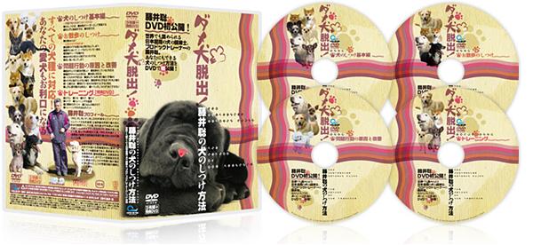 犬のしつけ藤井03
