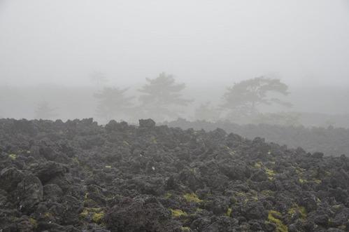 焼走り熔岩流2