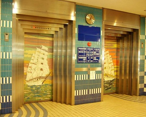 Elevator-Hall