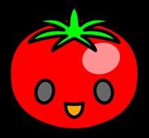 フリー素材トマト背景透過