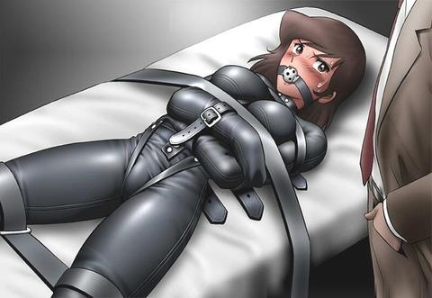 【レズエステ】感じやすい女性客がスローハンドの施術で仰け反りアクメ 05