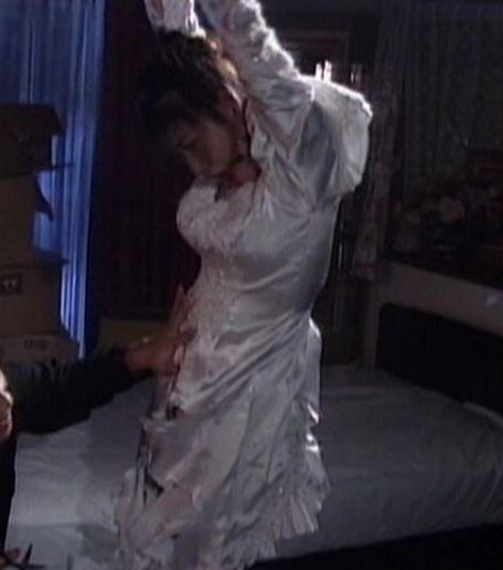 縛られて責められる花嫁たち