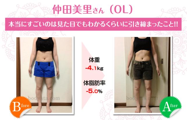 160cm 60kgの女がダイエットに成功して痩せる方法