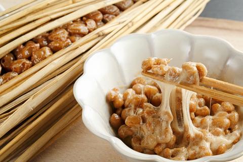 納豆(味A 値段S 栄養S 日持ちA)←この食材