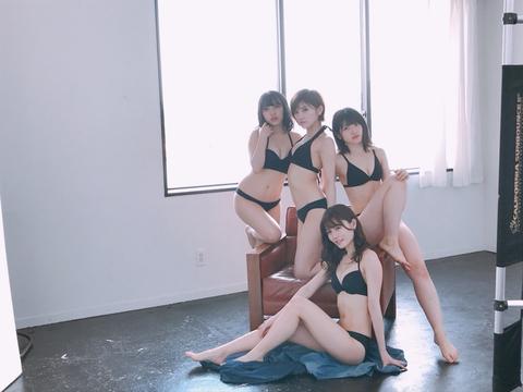 【画像】AKB48・みーおんがむちむちでセクシーすぎるwwwwwwwwwwww