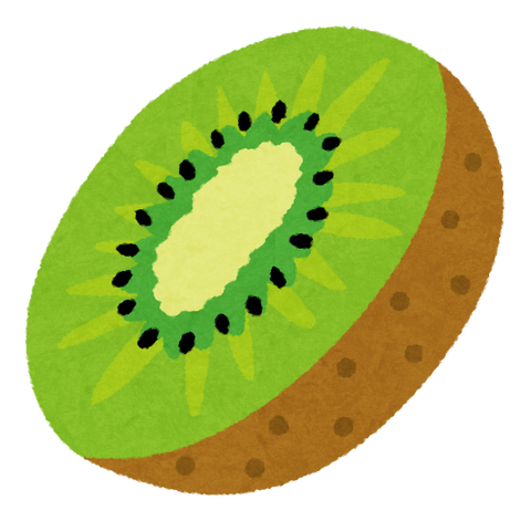 fruit_kiwi_green