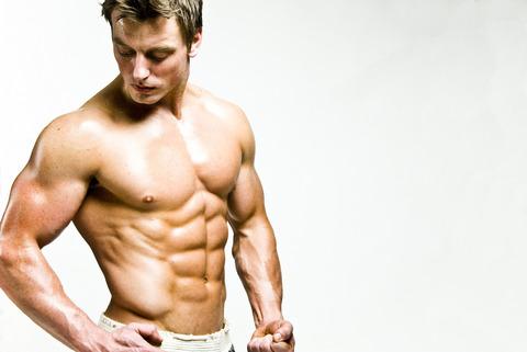 筋肉もりもりになりたい