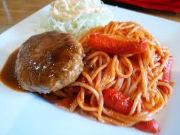 お嬢様「この世の美食と呼ばれる物は全て食べ尽くしてしまいましたわ……ん?ハンバーグ?スパゲッティ?」