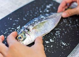 魚を焼く前のある事をすると決定的に味が変わるの画像