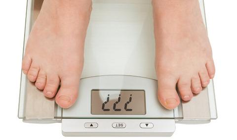 身長-体重=100が適正体重という風潮www