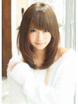 かわいい髪型2