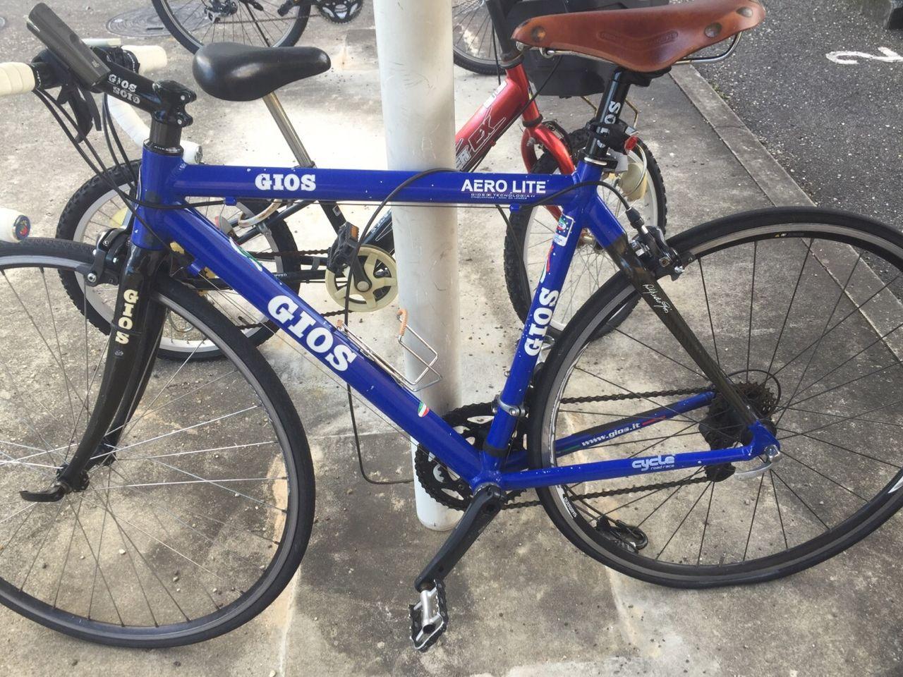 自転車の gios 自転車 評判 : いろいろと評判悪いgiosですww