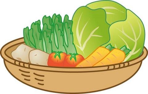 野菜消費0