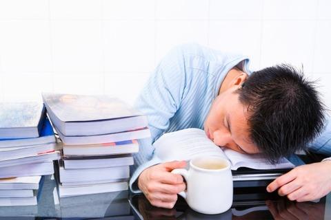 コーヒー睡眠