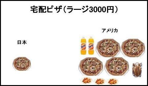 ピザ野菜3