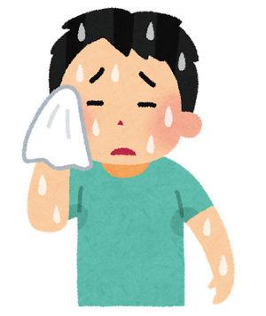 筋トレし始めてから異常に汗をかくようになったんだが