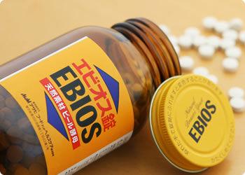 エビオス錠というバケモノサプリ