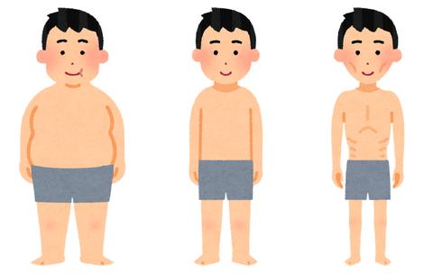 ワイ「食ってるのに太れない」エアプ「6食食え」デブ「ウェイトゲイナー」バカ「ポテチ食え」