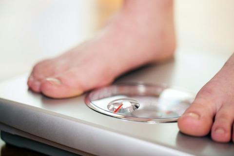 ワイ体重低下が止まらない…