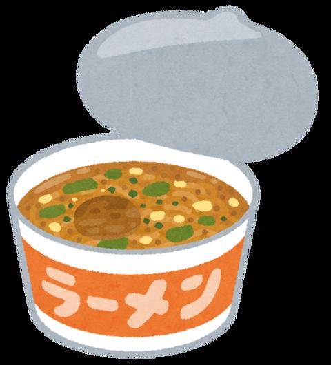 【研究】カップ麺食べてバイオ燃料に!ラーメンスープで車が走る!?