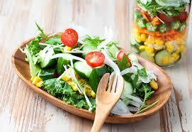 昼食「サラダだけ」という男性が爆増中。お前らは今何食ってるの?