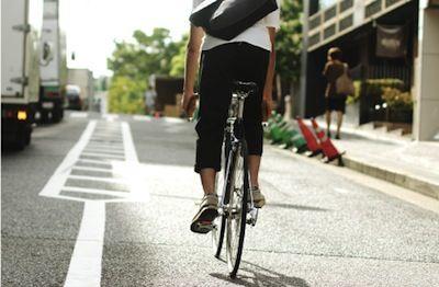自転車消費カロリー0