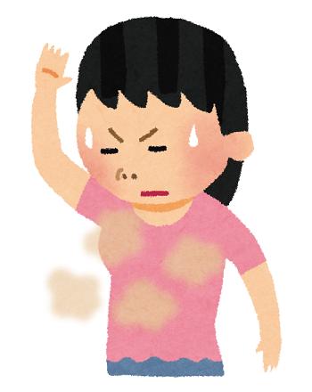 【相談】女だけど体臭和らげる方法について教えてほしい