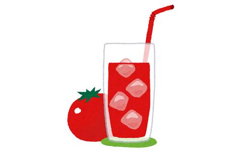 【健康】トマトジュースって身体に良いの?????
