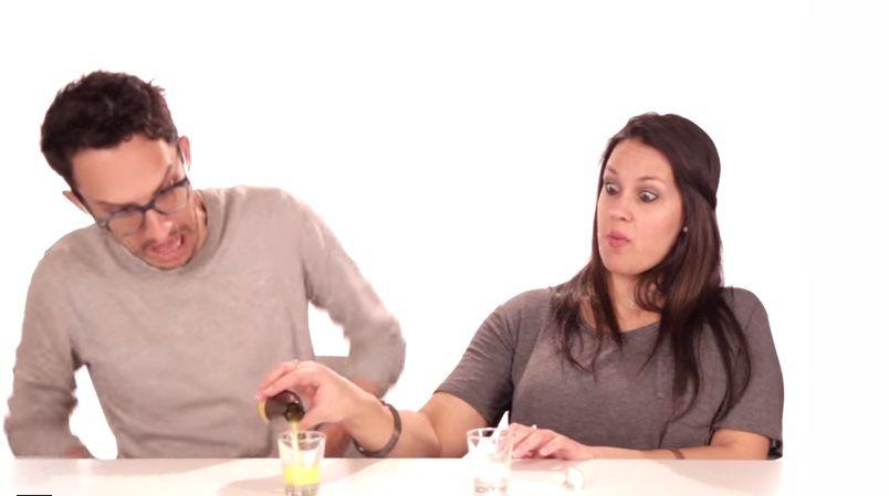 【話題】アメリカ人がオロナミンCを飲んだら?驚きの結果に…再生回数100万回突破(動画アリ)