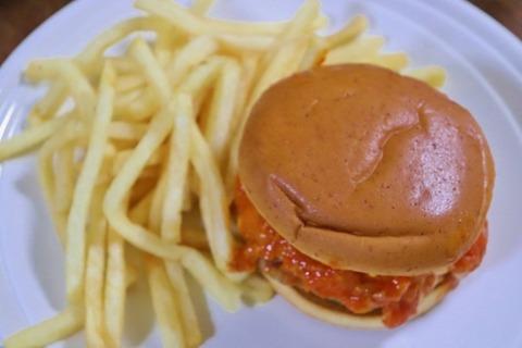 【ネタ】モスバーガーのきれいな食い方教えれ