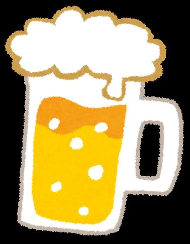 ビール飲むときって白飯食わないよな?