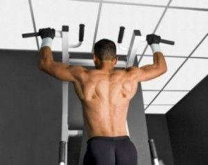 筋肉鍛える