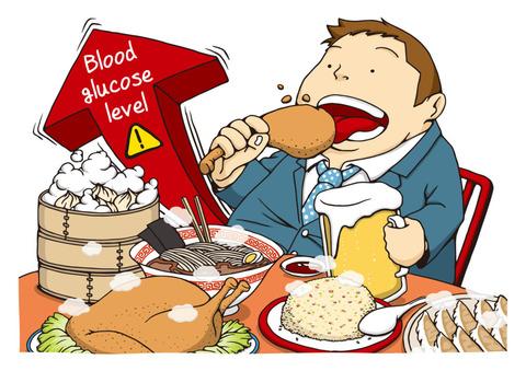 糖尿病の症状全部当てはまるんやけど痩せてるから違うよな? の画像