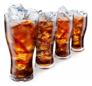7164400-glasses-with-cola-and-ice-cubes-on-a-white-background