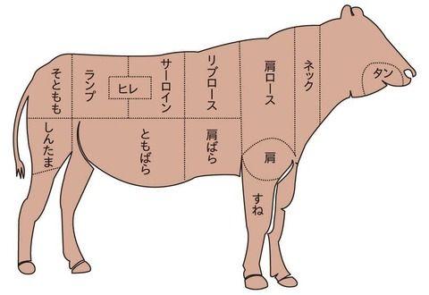 焼肉で一番美味い部位は? にわか「ハラミ」 オッサン「カルビ(覚悟)」 ガキ「骨付きカルビ」