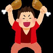 肉だけ食べてたら体重減ってきたわ