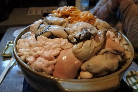 """【朗報】プリン体祭りの""""痛風鍋""""が美味そうすぎると俺の中で話題にwwwww"""