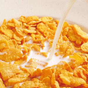 朝食をコーンフレークにしようと思うんだけど本当にいいの?